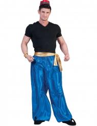 Pantalon bleu danseur du désert homme