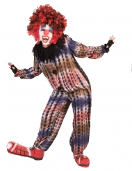 Déguisement clown effrayant garçon