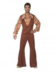 Déguisement disco année 70s homme