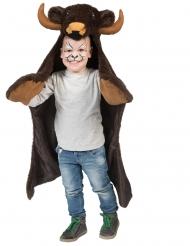 Cape bison enfant