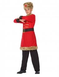 Déguisement militaire armée russe garçon