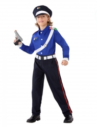 Déguisement policier carabinieri garçon