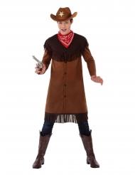 Déguisement cowboy adolescent