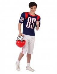 Déguisement joueur de football américain adolescent