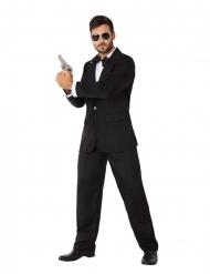 Déguisement agent secret en smoking homme