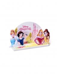 Décoration pour gâteau pop up Princesses Disney™ 15 x 8,5 cm