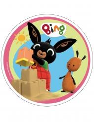 Disque en azyme Bing™ 21 cm