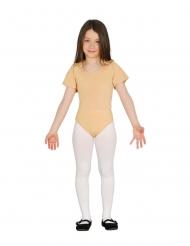 Body manches courtes beige enfant