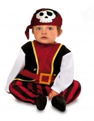 Déguisement pirate des mers bébé