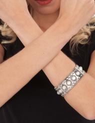 Bracelet reine médiévale blanc adulte