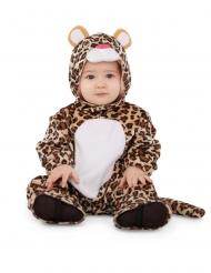 Déguisement léopard tâcheté bébé