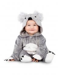 Déguisement koala gris bébé