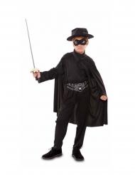 Déguisement de bandit masqué garçon
