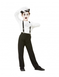 Kit mime blanc enfant