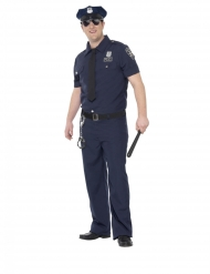 Déguisement policier NYC grande taille homme