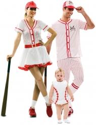 Déguisement de famille baseball
