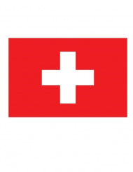 Drapeau supporter Suisse 150 x 90 cm