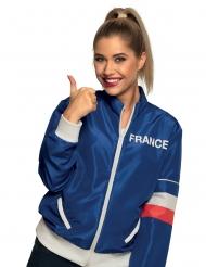 Veste supporter France femme