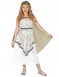 Déguisement robe déesse Grecque fille