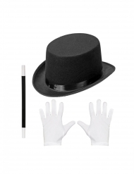 Kit accessoires magicien enfant