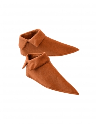 Sur chaussures marron adulte