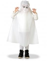 Poncho fantôme enfant