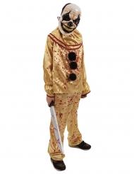 Déguisement clown tueur adolescent