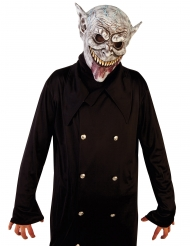 Masque latex vampire Nosferatu adulte