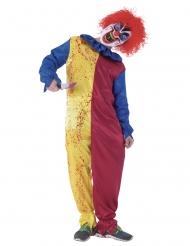 Déguisement clown psychopathe adolescent