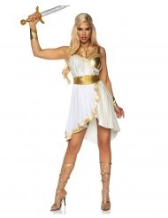 Déguisement luxe déesse grecque femme