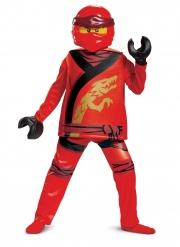 Déguisement deluxe Kai Ninjago - LEGO™ enfant