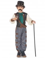 Déguisement steampunk dandy  enfant