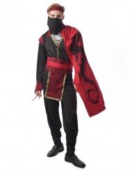 Déguisement Yakusa rouge homme