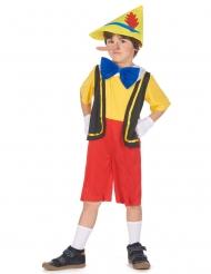 Déguisement marionnette petit menteur garçon