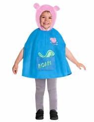 Cape rigolote Georges Peppa Pig™ enfant
