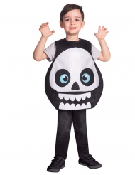 Déguisement tablier cachette squelette enfant