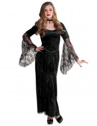 Déguisement vampiresse gothique adolescente