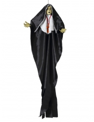 Décoration lumineuse religieuse zombie 137 cm