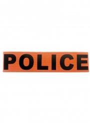 Brassard police réglable adulte