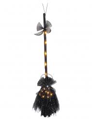 Balai de sorcière lumineux 90 cm