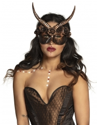Demi masque sexy Steampunk adulte