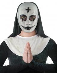Masque nonne satanique adulte