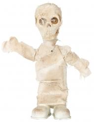 Décoration animée, lumineuse et sonore momie 42 cm
