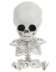 Décoration bébé squelette 20 cm