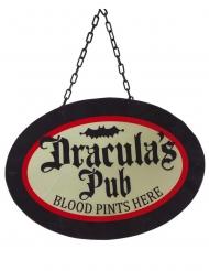 Décoration lumineuse Dracula