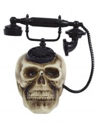 Décoration sonore et animée téléphone 22 x 25 cm