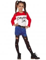 Déguisement dangerous girl fille