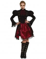 Déguisement Miss Steampunk femme
