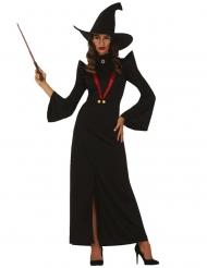 Déguisement professeur de magie femme