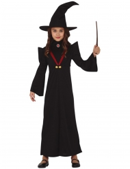 Déguisement professeur de magie fille